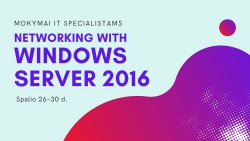 FB paveikl networking windows server